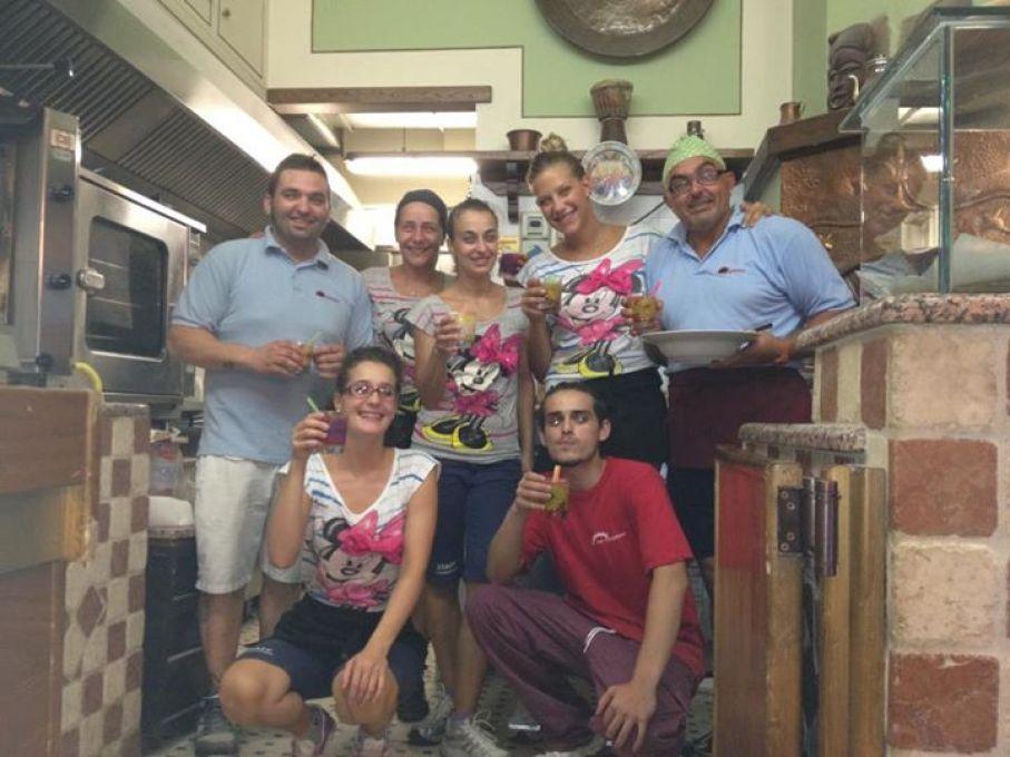 La Credenza Castelnuovo Garfagnana : Pizzeria ristoro la credenza