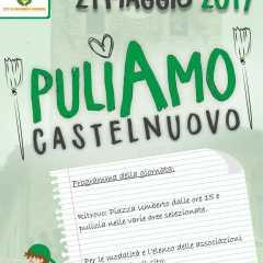 PuliAMO Castelnuovo: domenica 21 maggio