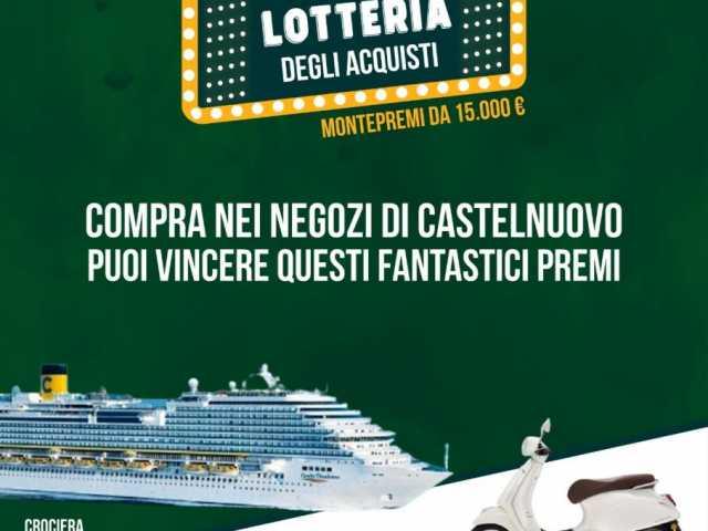Ecco i biglietti vincenti della Lotteria!