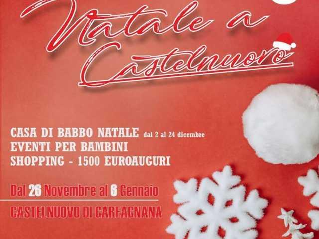 "Natale a Castelnuovo: ""arriva"" la Castagna"